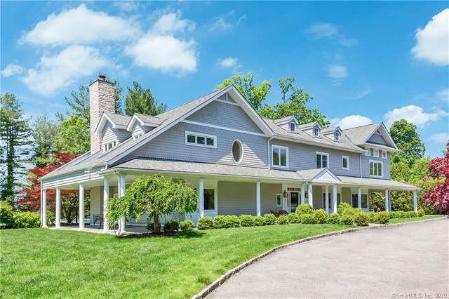 188 Otter Rock Drive, Greenwich, CT 06830 (MLS #170300193) :: The Higgins Group - The CT Home Finder