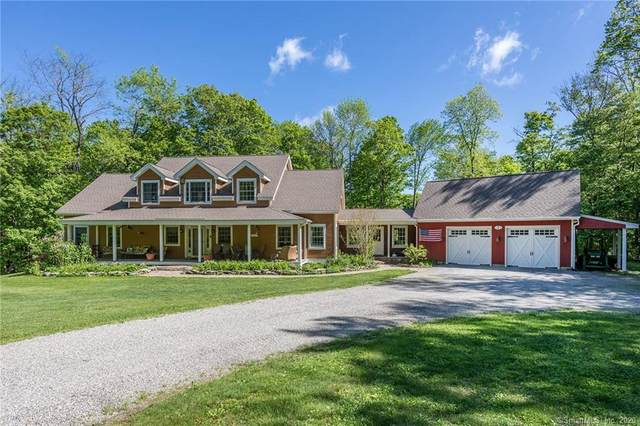 8 Mount Mauwee Road, Kent, CT 06785 (MLS #170301217) :: Mark Boyland Real Estate Team