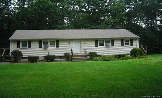 11 White Oak Condo B, Mansfield, CT 06250 (MLS #170301335) :: The Higgins Group - The CT Home Finder