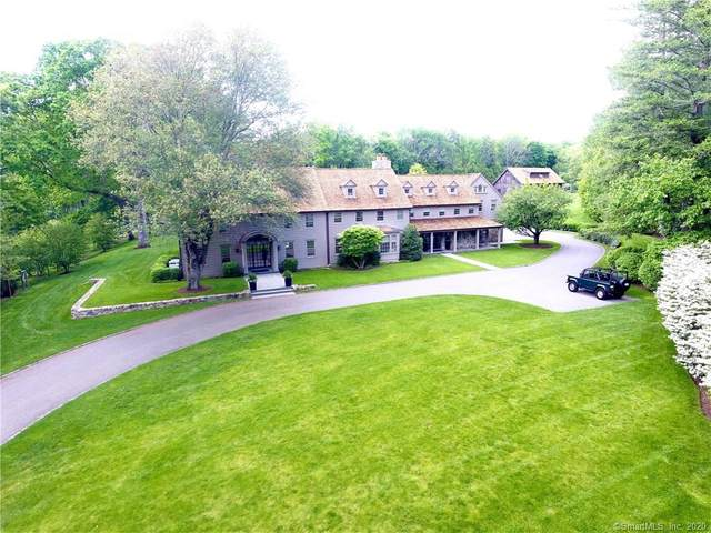 358 Lukes Wood Road S, New Canaan, CT 06840 (MLS #170302074) :: The Higgins Group - The CT Home Finder