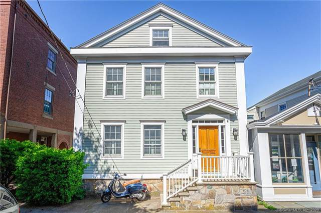 106 Water Street, Stonington, CT 06378 (MLS #170302282) :: Anytime Realty