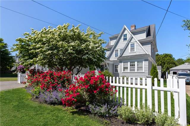 281 Fairview Avenue, Fairfield, CT 06824 (MLS #170302907) :: The Higgins Group - The CT Home Finder