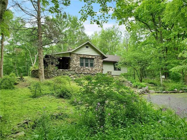 101 Old Stagecoach Road, Redding, CT 06896 (MLS #170304561) :: The Higgins Group - The CT Home Finder
