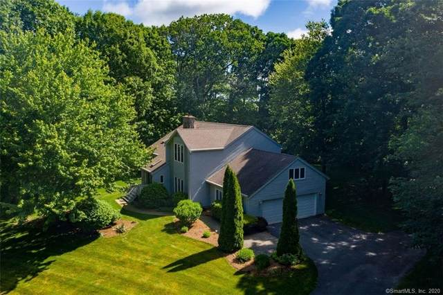 8 Pond View Road, Bolton, CT 06043 (MLS #170306530) :: Frank Schiavone with William Raveis Real Estate