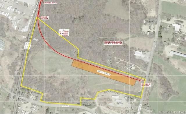 532 Pond Road, Franklin, CT 06254 (MLS #170306548) :: GEN Next Real Estate