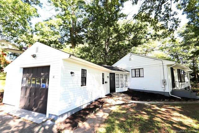 41 Arnold Drive, East Hartford, CT 06108 (MLS #170307414) :: Frank Schiavone with William Raveis Real Estate