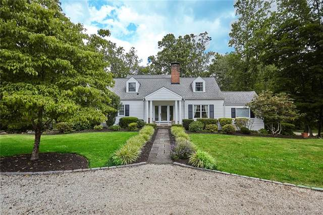 12 Burr Farms Road, Westport, CT 06880 (MLS #170309779) :: The Higgins Group - The CT Home Finder
