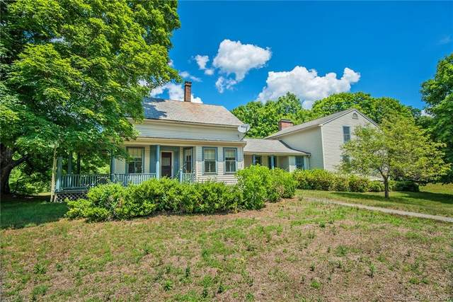 150 Wilsonville Road, Thompson, CT 06255 (MLS #170310606) :: Anytime Realty