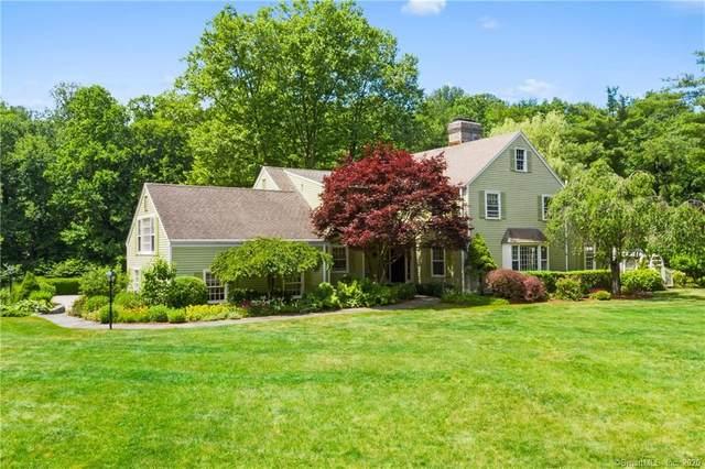 82 Pheasant Run Road, Wilton, CT 06897 (MLS #170311260) :: GEN Next Real Estate