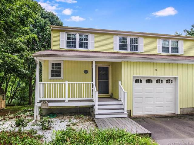 30 Norman Drive #30, Glastonbury, CT 06033 (MLS #170311798) :: Anytime Realty