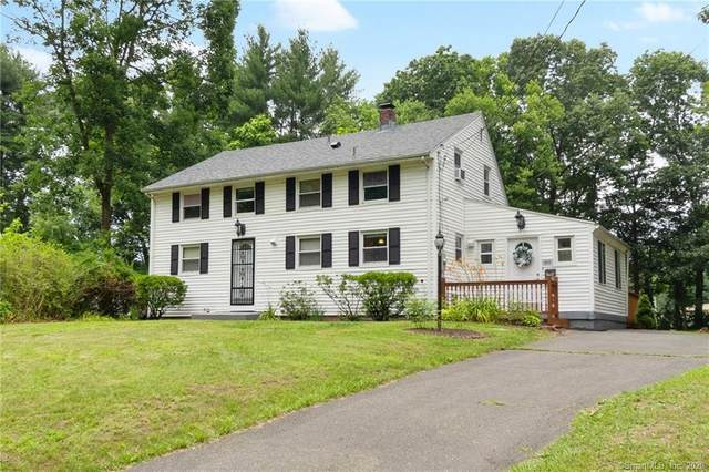 103 Ellsworth Drive, Bloomfield, CT 06002 (MLS #170311869) :: Anytime Realty