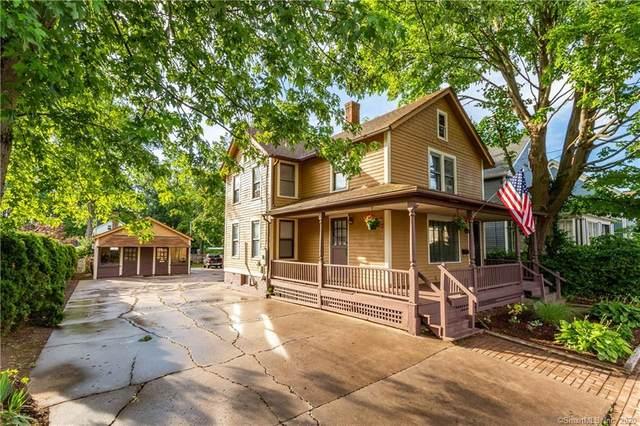 115-117 Main Street, Wethersfield, CT 06109 (MLS #170312077) :: Sunset Creek Realty