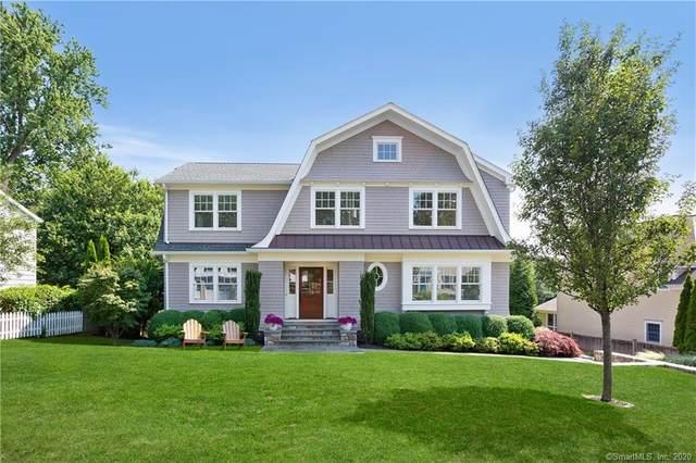 9 Concord Lane, Darien, CT 06820 (MLS #170312107) :: GEN Next Real Estate