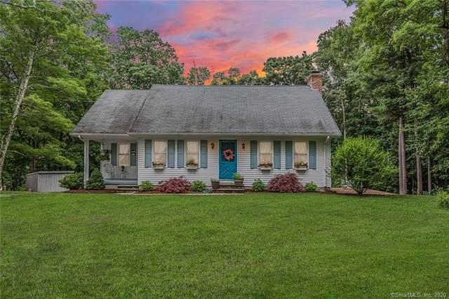 2 Laurel Drive, Stafford, CT 06076 (MLS #170312380) :: Michael & Associates Premium Properties | MAPP TEAM