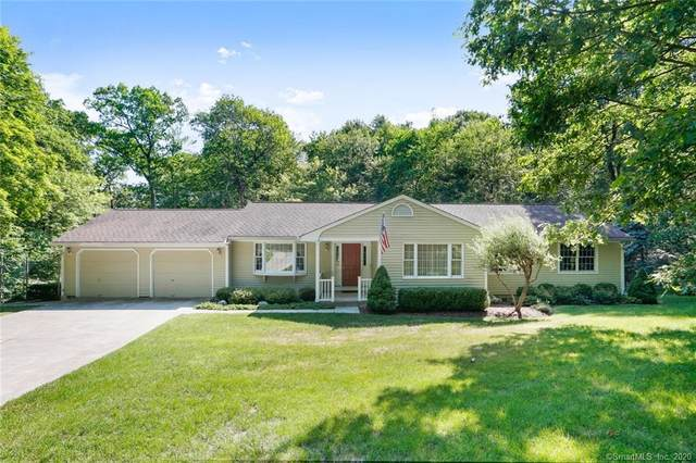 399 Barrack Hill Road, Ridgefield, CT 06877 (MLS #170312470) :: Kendall Group Real Estate | Keller Williams