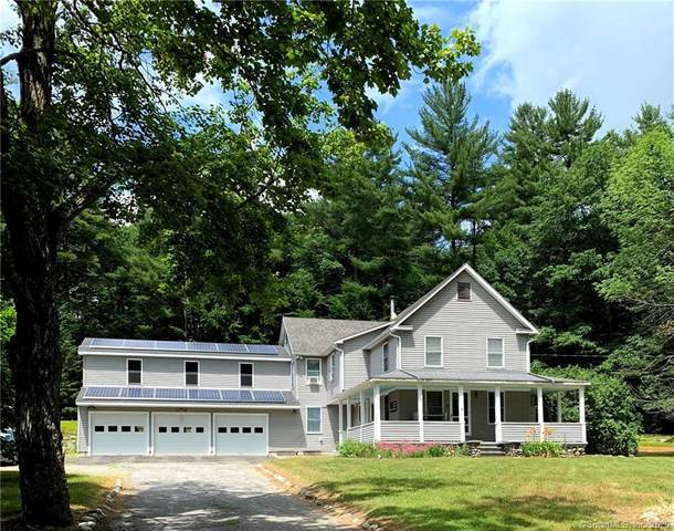79 Brass Mill Dam Road, Torrington, CT 06790 (MLS #170312576) :: The Higgins Group - The CT Home Finder