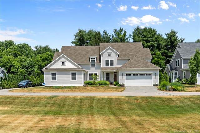 9 Tryon Farm Road #9, Glastonbury, CT 06073 (MLS #170312780) :: Team Feola & Lanzante | Keller Williams Trumbull