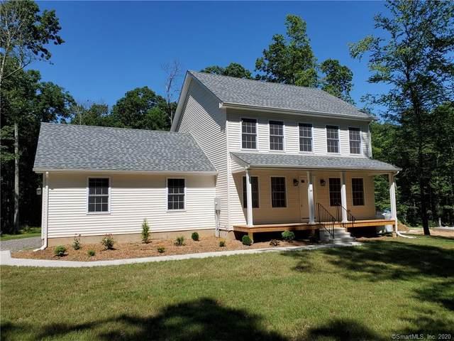 87 Lake Woods Lane, Eastford, CT 06242 (MLS #170316357) :: Spectrum Real Estate Consultants