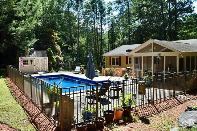 35 Falls Road, Roxbury, CT 06783 (MLS #170316816) :: Tim Dent Real Estate Group
