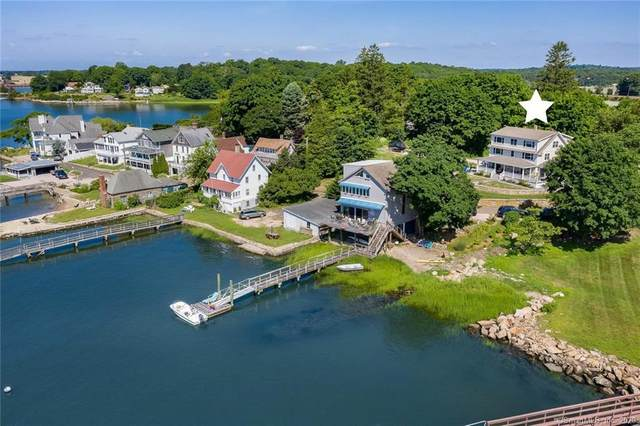 9 Halls Point Road, Branford, CT 06405 (MLS #170317611) :: Frank Schiavone with William Raveis Real Estate