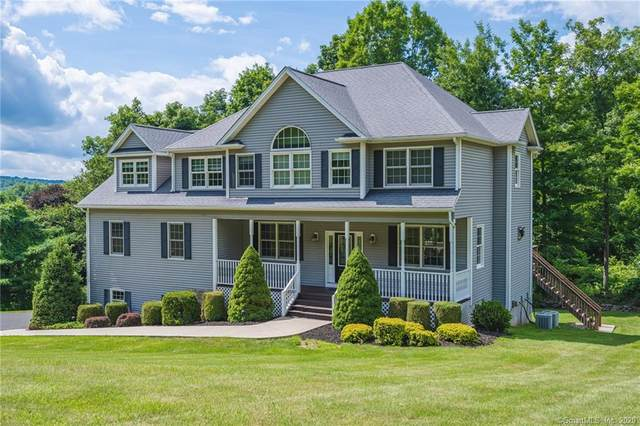 43 New Preston Hill Road, New Milford, CT 06776 (MLS #170318078) :: Around Town Real Estate Team