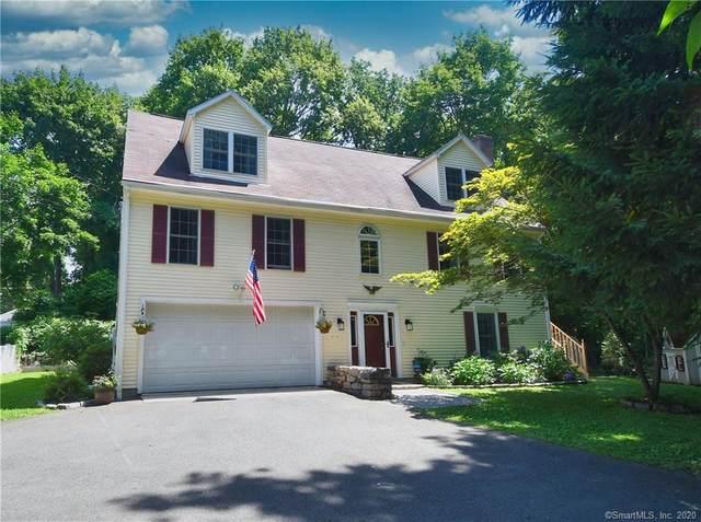 41 Gilbert Street, Ridgefield, CT 06877 (MLS #170319777) :: Frank Schiavone with William Raveis Real Estate