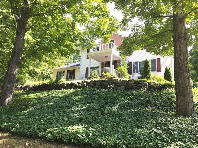 93 Central Avenue, Wolcott, CT 06716 (MLS #170320103) :: The Higgins Group - The CT Home Finder