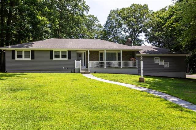 281 Lawrence Road, Trumbull, CT 06611 (MLS #170320454) :: The Higgins Group - The CT Home Finder