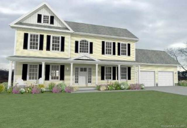 99 Todd's Hill Road Lot 12, Branford, CT 06405 (MLS #170321262) :: Chris O. Buswell, dba Options Real Estate