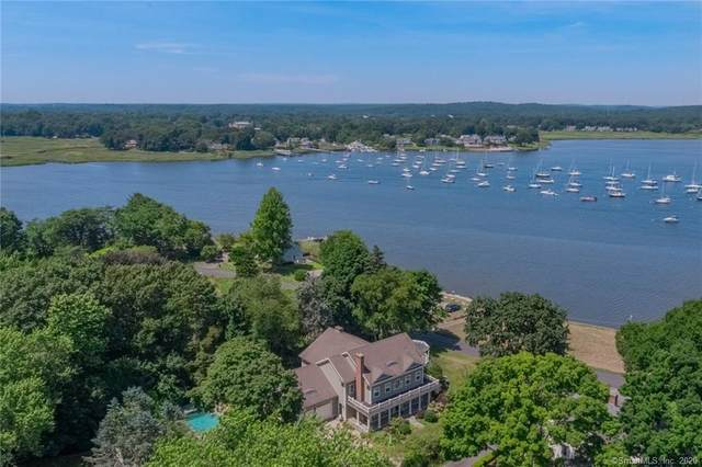 68 N Cove Road, Old Saybrook, CT 06475 (MLS #170321425) :: Frank Schiavone with William Raveis Real Estate