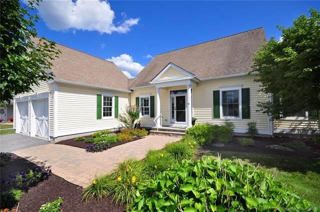 26 Seminole Circle #26, Litchfield, CT 06750 (MLS #170321641) :: Frank Schiavone with William Raveis Real Estate
