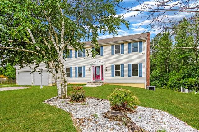 9 Tuttle Circle, South Windsor, CT 06074 (MLS #170321750) :: The Higgins Group - The CT Home Finder