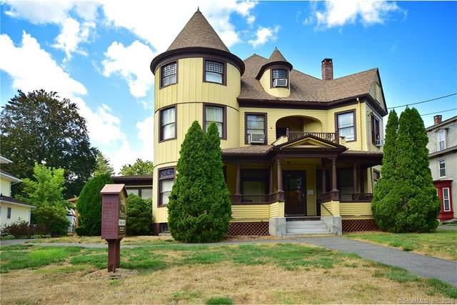 65 Elm Street, Vernon, CT 06066 (MLS #170321817) :: Tim Dent Real Estate Group