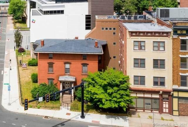 1 Main Street N, T4, Hartford, CT 06106 (MLS #170322108) :: Frank Schiavone with Douglas Elliman