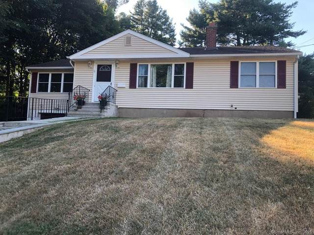 18 Ridge Road, Wallingford, CT 06492 (MLS #170322150) :: Carbutti & Co Realtors