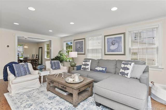 19 Fairfield Avenue, Darien, CT 06820 (MLS #170322263) :: The Higgins Group - The CT Home Finder