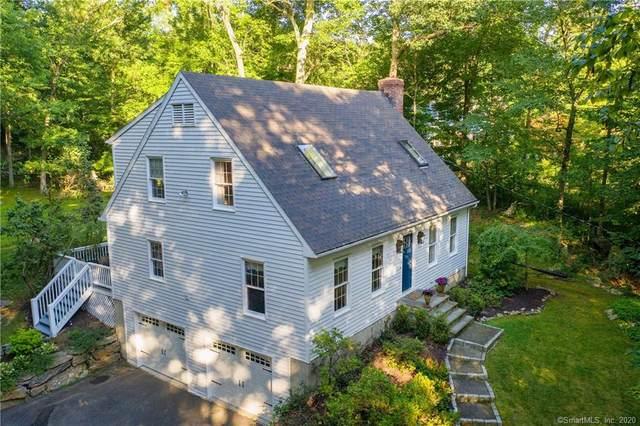 515 Bennetts Farm Road, Ridgefield, CT 06877 (MLS #170322563) :: Around Town Real Estate Team