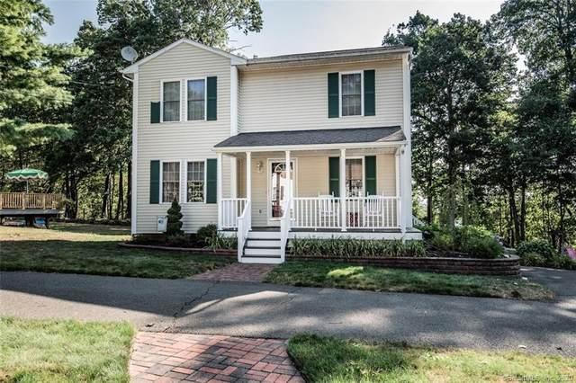16 Sunrise Ridge, Middlefield, CT 06481 (MLS #170323260) :: Kendall Group Real Estate | Keller Williams