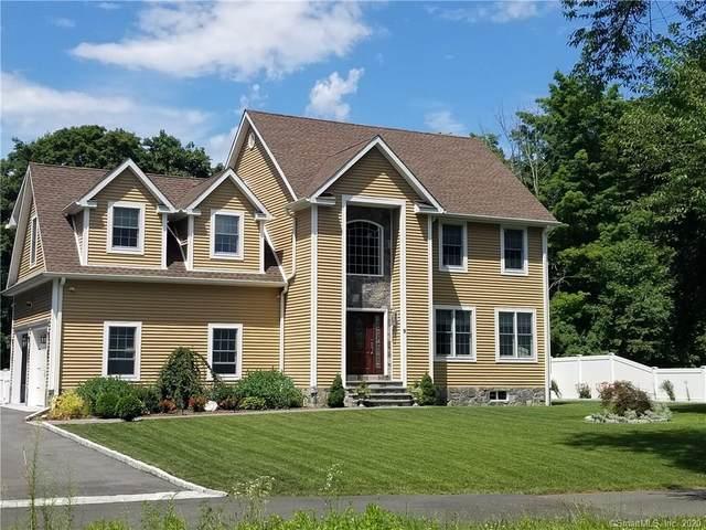 9 Oak Lane, Danbury, CT 06804 (MLS #170323266) :: The Higgins Group - The CT Home Finder