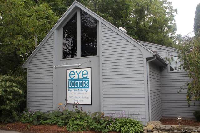 1156 Boston Post Road, Old Saybrook, CT 06475 (MLS #170323370) :: Tim Dent Real Estate Group