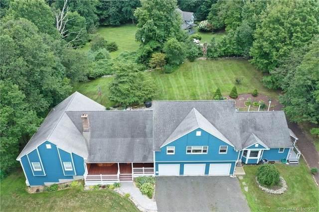 121 Picketts Ridge Road, Redding, CT 06896 (MLS #170324084) :: Around Town Real Estate Team