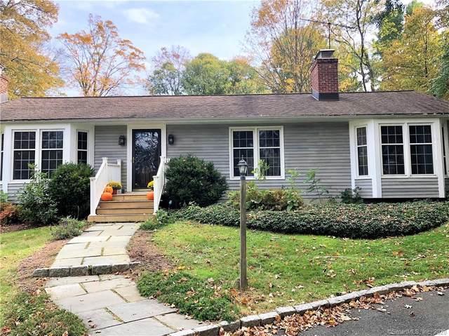 2 Ramapoo Hill Road, Ridgefield, CT 06877 (MLS #170324224) :: GEN Next Real Estate