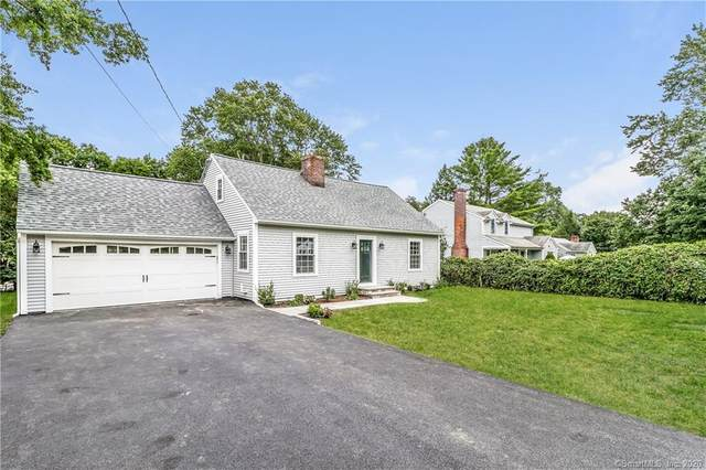 58 Soundview Road, Ridgefield, CT 06877 (MLS #170324460) :: Around Town Real Estate Team