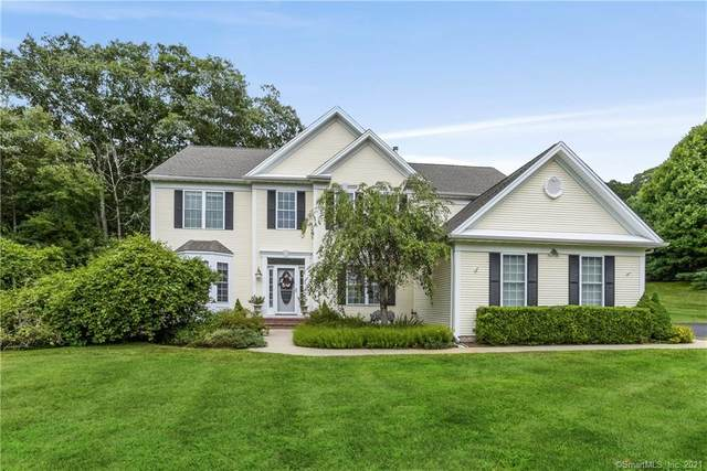 11 Windrose Drive, Groton, CT 06340 (MLS #170325029) :: Around Town Real Estate Team