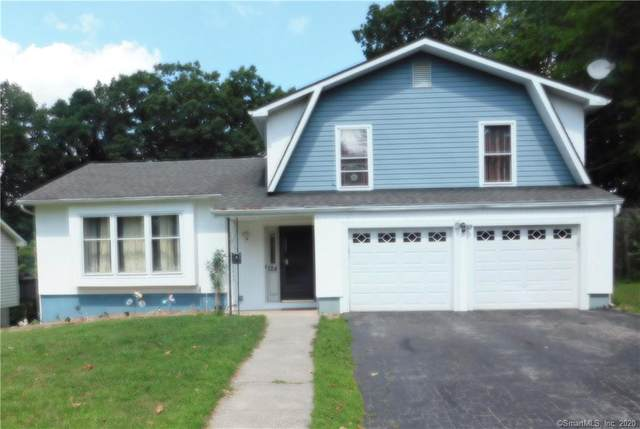 124 Williamson Drive, Waterbury, CT 06710 (MLS #170325417) :: The Higgins Group - The CT Home Finder