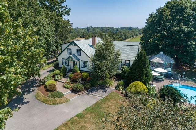 563 Pequot Trail, Stonington, CT 06378 (MLS #170325690) :: Michael & Associates Premium Properties | MAPP TEAM