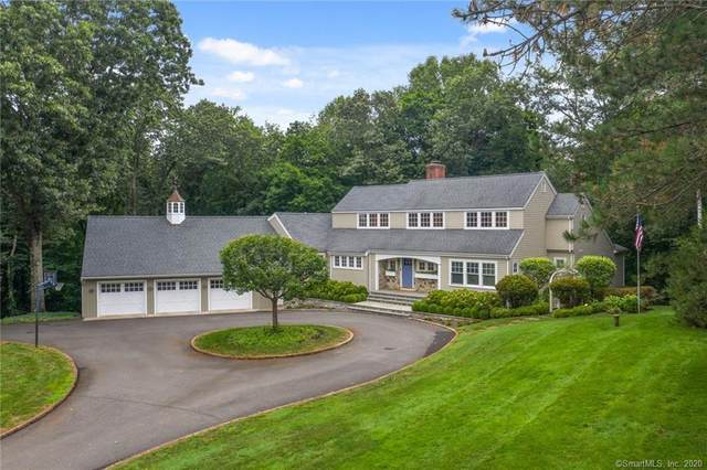 63 Fitch Lane, New Canaan, CT 06840 (MLS #170326428) :: Team Phoenix