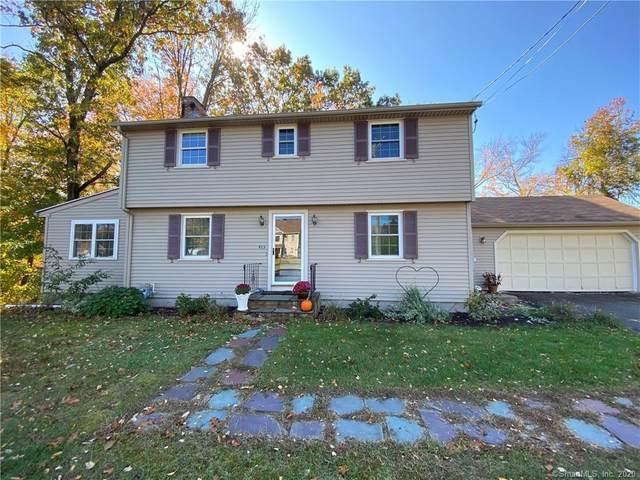 413 Pleasant Valley Road, South Windsor, CT 06074 (MLS #170326931) :: Michael & Associates Premium Properties | MAPP TEAM
