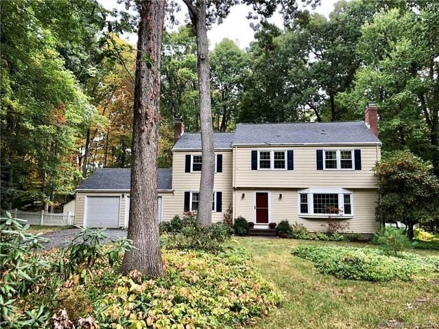 2 Lark Road, Simsbury, CT 06070 (MLS #170327196) :: Kendall Group Real Estate | Keller Williams