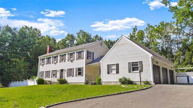 126 Laurel Hill Road, Brookfield, CT 06804 (MLS #170327369) :: The Higgins Group - The CT Home Finder